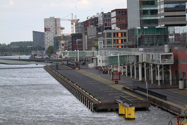 Cruise Terminal Amsterdam