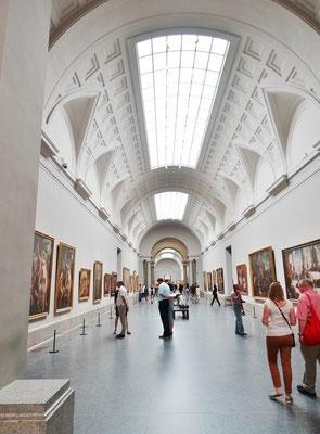 Madrid, im Prado Museum