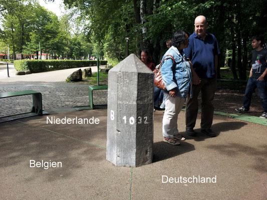 Dreiländereck Deutschland, Belgien, Niederlande