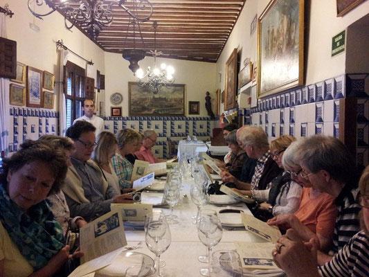 Madrid, Botin... ältestes Restaurant der Welt