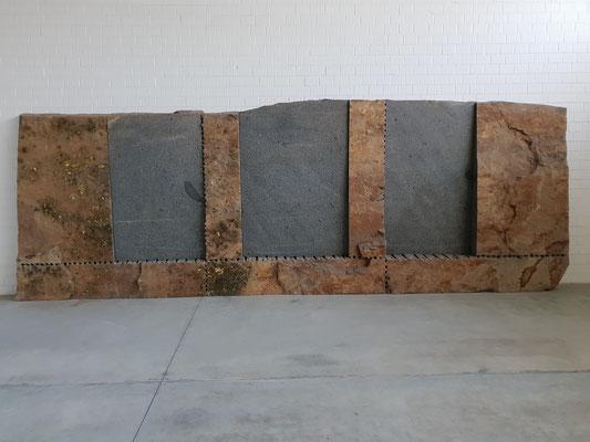 Rückriem Ausstellung Sinsteden