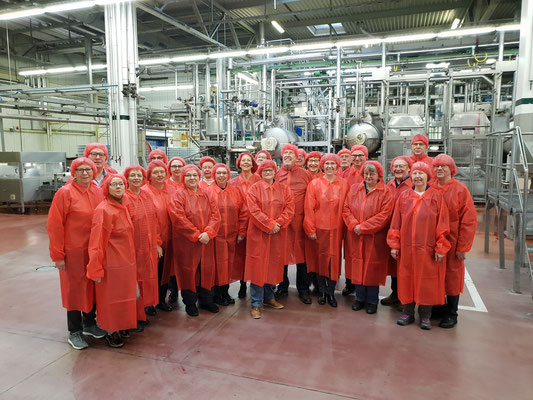 Mühlhäuser Marmeladenfabrik Mönchengladbach