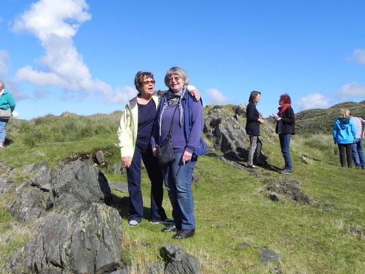 Unsere Reise nach Irland