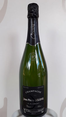 Champagne Cuvée Louise Brot