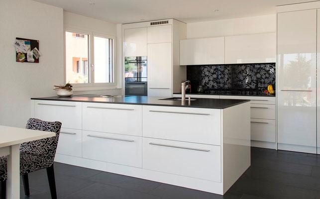 Einbauküchen Wir Bauen Ihre Traumküche Schreinerei