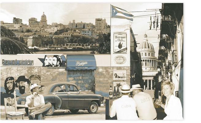 """Kundenbildbearbeitungsbeispiel """"Cuba"""""""