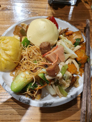 Veganes All-You-Can-Eat für 2,50€ 10/10