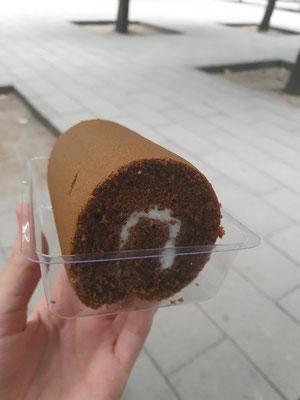 seeeehr weiches Dessert 0,70€ 6/10