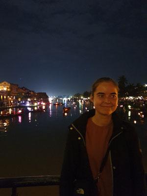Day 10: Zufällig während des Laternenfestivals in Hoi An gewesen.