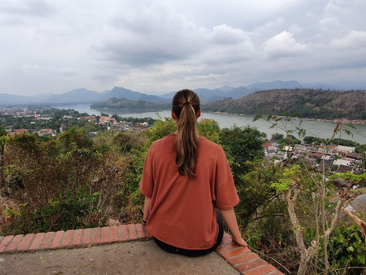 Day 7: Luang Prabang... ziemlich dschungelig.