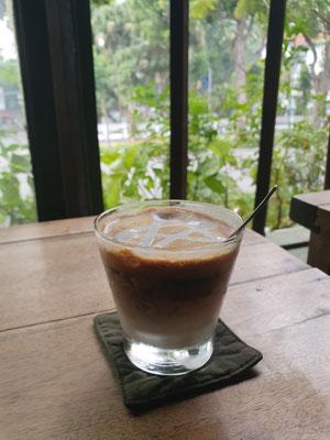 Kokosnusskaffee 1,50€ 9/10