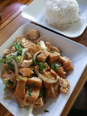 Tofu & Gemüse