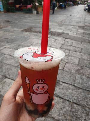 Der billigste Bubble Tea mig Jelly 0,70€ 10/10