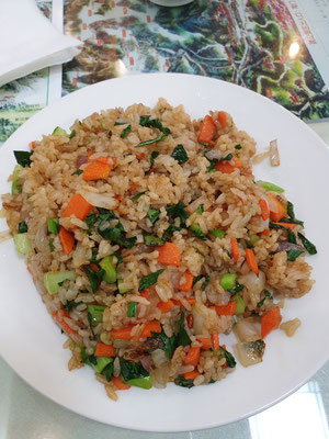 just some fried rice 2€ 8/10
