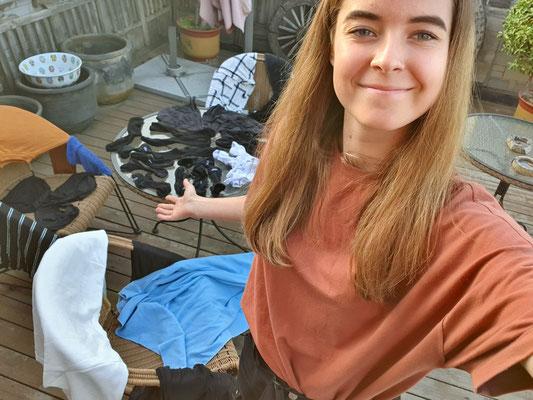 Day 16: Hausfrau Svea wäscht Wäsche
