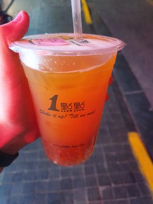 Bubble Tea ist einfach was Schönes... 1,50€ 10/10