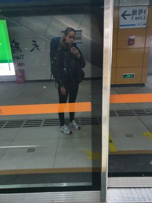 Day 17: Xi'an > Chengdu