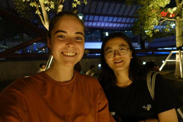 Day 4: Mit Yanning einen Ausflug nach Suzhou gemacht nachdem wir gestern durch Shanghai gelaufen sind