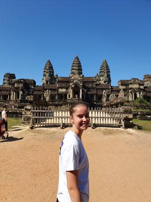 Day 6: Angkor Wat (der berühmteste Tempel Angkors)