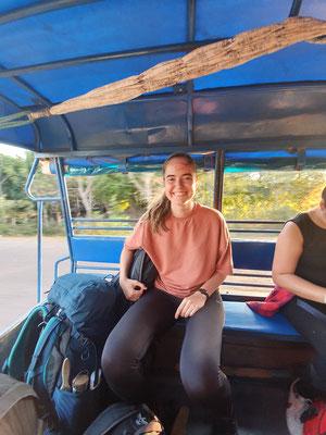 Day 1: Was für eine abenteuerliche Reise nach Don Khon!