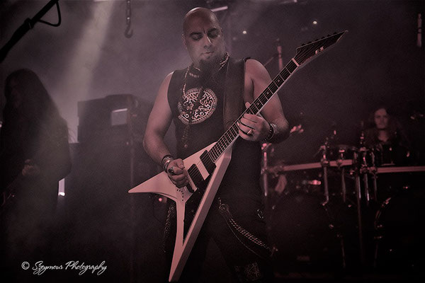 Szeymour Photography - Melechesh - Club From Hell - Erfurt - 12.03.2017