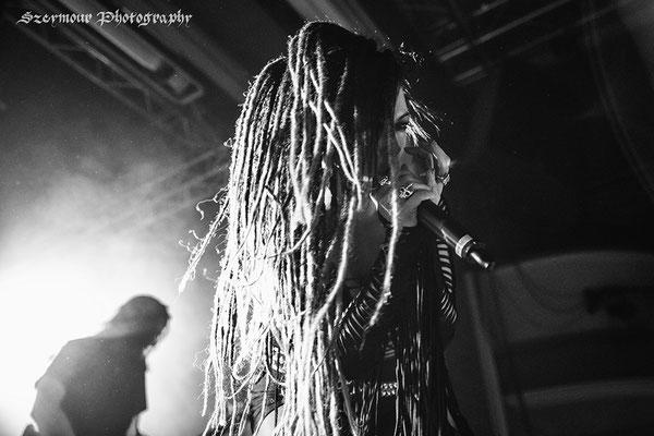 Szeymour Photography - Butcher Babies - F-Haus Jena, 08.03.2018