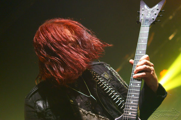 Szeymour Photography - Arch Enemy - Colos Saal Aschaffenburg - 04.08.2016