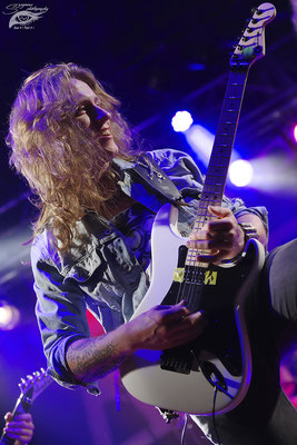 Szeymour Photography - Blizzen - Heavy Metals Calling - Backstage Munich - 18.02.2017