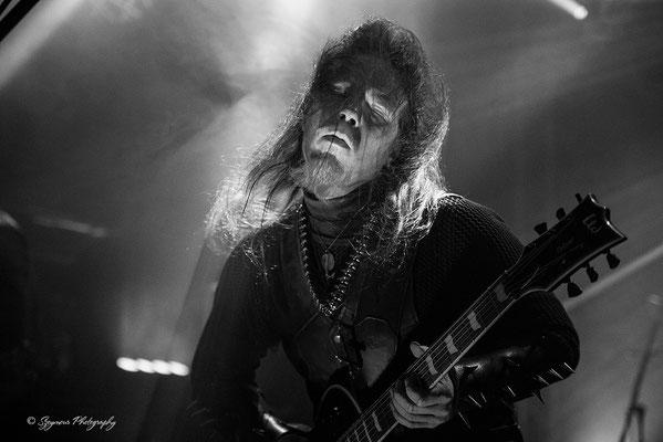 Szeymour Photography - Grá - Club From Hell - Erfurt - 16.05.2017
