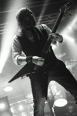 SzeymourPhotography - Bullet For My Valentine - Michael Padge Paget - Haus Auensee Leipzig