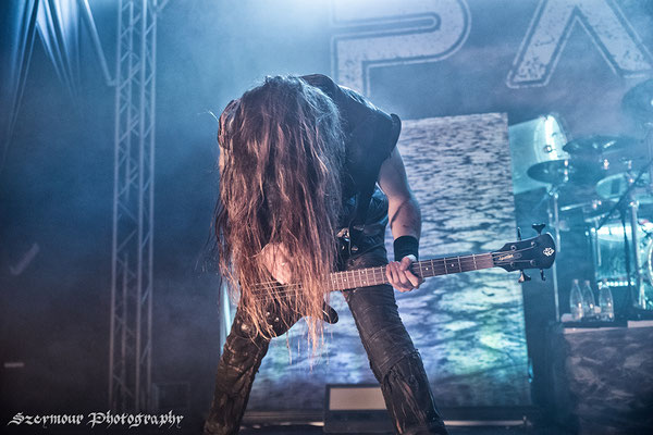 Szeymour Photography - Pain - Coming Home Again Tour - Musichall Geiselwind - 03.11.2017