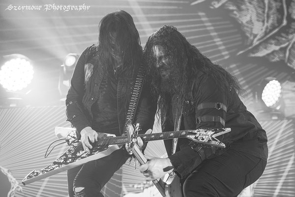 Szeymour Photography - Arch Enemy - EventZentrum Strohofer - Geiselwind 27.01.2018