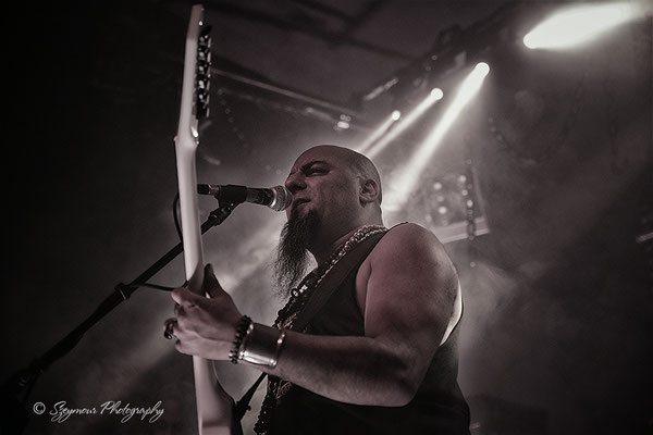Szeymour Photography - Melechesh - Club From Hell - Erfurt - 12.03.2017