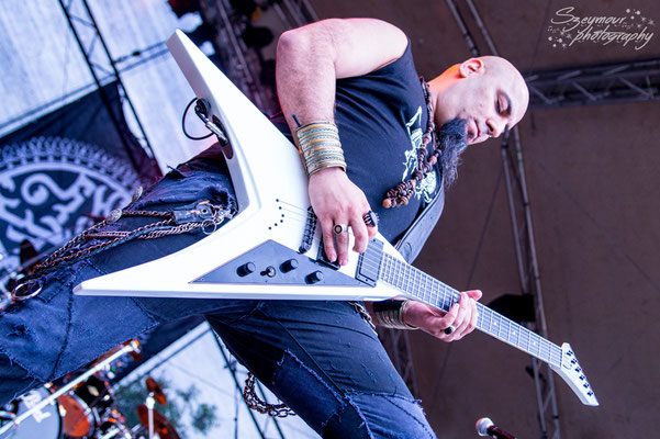 Szeymour Photography - Melechesh - Metal Frenzy 2016