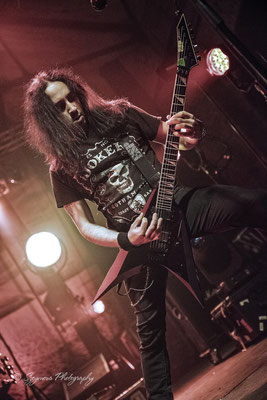 Szeymour Photography - Children of Bodom - 20 Years of Down and Dirty - Reithalle Strasse E Dresden - 26.03.2017
