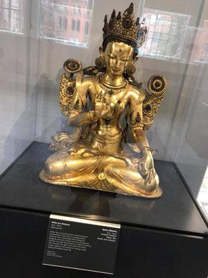 ロンドンで出会ったタラ菩薩