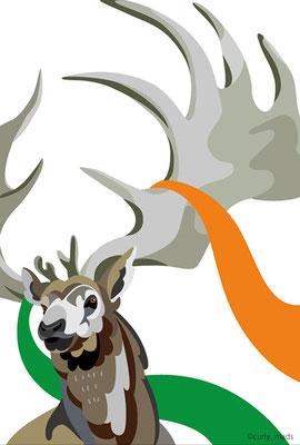 Ireland:Irish elk