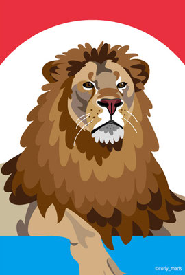 Luxembourg:Lion