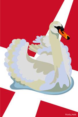 Denmark:swan