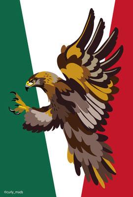 Mexico:Golden Eagle