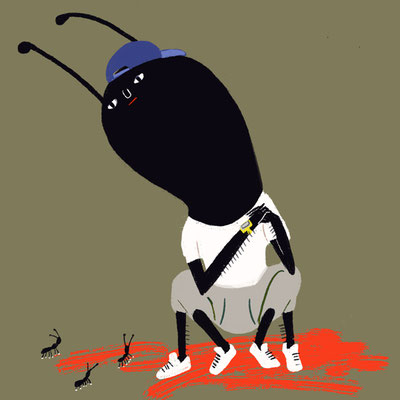 ant gatherin