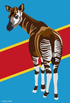 Democratic Republic of the Congo:Okapi