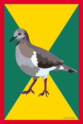 Grenada:Grenada dove