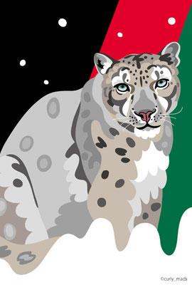 Afghanistan:Snow Leopard