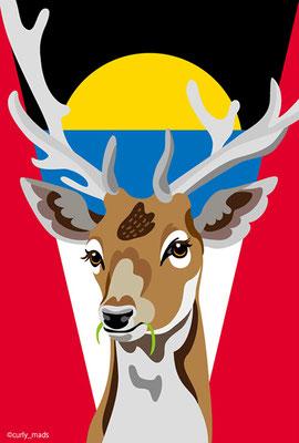 Antigua and Barbuda:Fallow Deer