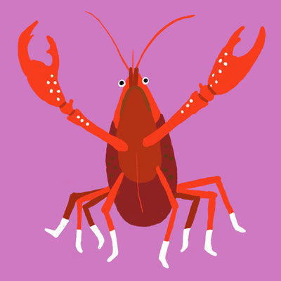 ALPHABET_C [ crayfish]