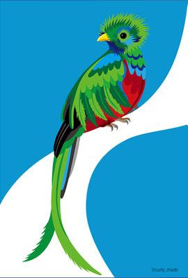 Guatemala:Quetzal