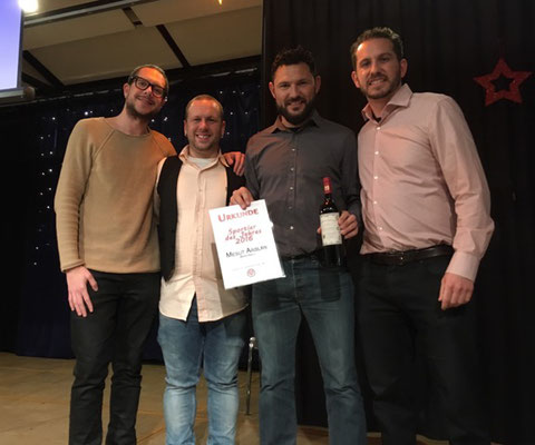 Sportler des Jahres GTSV Frankfurt: Mesut Arslan (Deutscher Meister, Deutscher Pokalmeister, MVP)