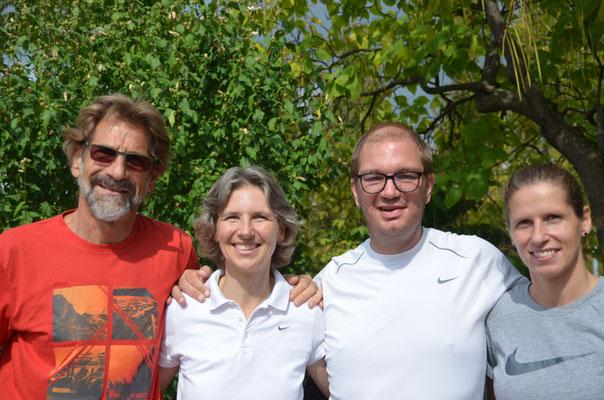 GTSV Frankfurt:  VizepräsidentSport Uwe Gruhl,   Teilnehmer:  Verena Fleckenstein , Alexander Lautenschläger, Anja Völlger