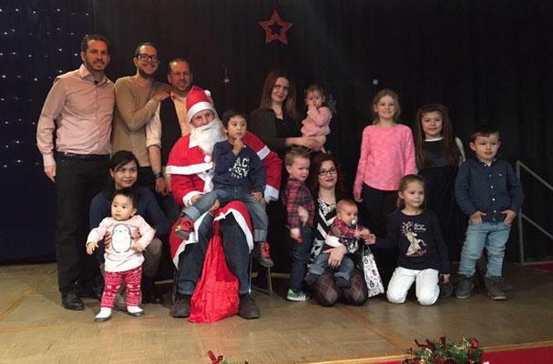Nikolausgeschenke für die Kinder